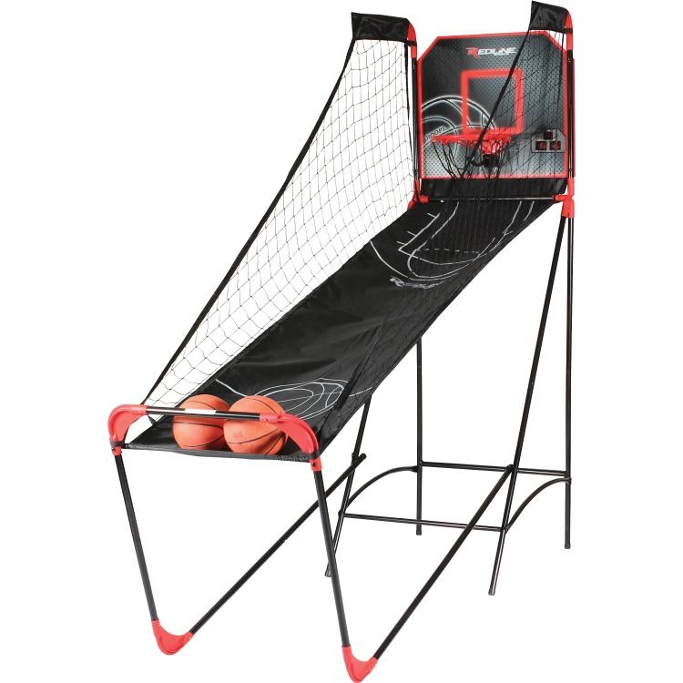 מתקן כדורסל אלקטרוניליחיד כולל כדורים ומשאבה