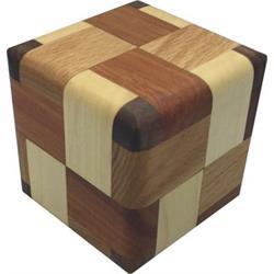 פאזל תלת מימדי מעץ heblo