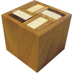 פאזל כדורים מעץ תלת מימדי akiyama packing box