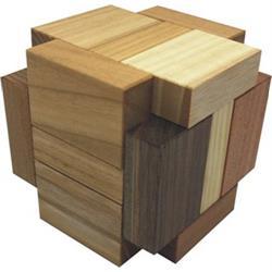 פאזל עץ sixi cube