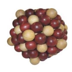 פאזל תלת מימדי מעץ lcosahedron 92