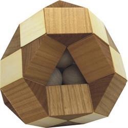 פאזל תלת מיימד מיוחד four marbles