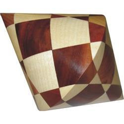 פאזל תלת מימדי מעץ לפרוק והרכבה bicone 2
