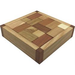 פאזל מעץ תלת מימדי HCP 3