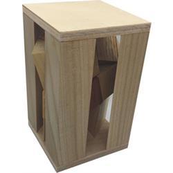 פאזל כלא מעץ תלת מימדי tresorpack