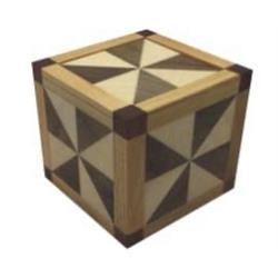 פאזל קופסא מעץ תלת מימדי  special box 508