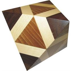 פאזל תלת מימדי  octahedron box