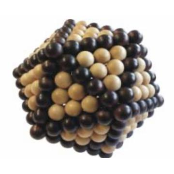 פאזל כדורי עץ קשה ביותר ocvalhedron 252